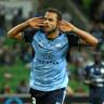Bobo and Logarzo scoop top awards at Sydney FC's Sky Blue Ball