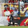 Two each for Hazard and Lukaku as Belgium thump Tunisia