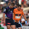 Christian Welch puts knee injury into perspective on return for Storm