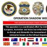 Australian man among 36 arrested in US cyberfraud takedown