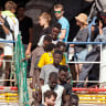 Italy, Malta dig in as migrant rescue boat left adrift