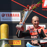 Marco Melandri completes clean sweep at Phillip Island