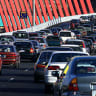 Tolls and Trump drive Transurban's profit up 280 per cent