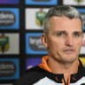 Cleary bemoans Tigers' drop in NRL form