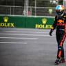 Ricciardo crashes again as Red Bull duo seek atonement