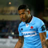 Kiwi curse continues as Waratahs downed 24-21 by Blues at Brookvale