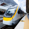 Queensland to finally accept the first of its new trains