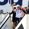 World Cup winning Germany welcomed home by 250,000 fans