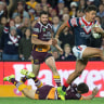 Latrell Mitchell looked to Greg Inglis for 'don't argue' inspiration