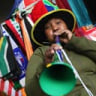 Organisers trumpet controversial vuvuzela
