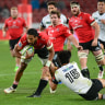 Super Rugby 2017: South Africa's Lions run in 14 tries over Sunwolves