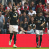 Manchester rules the roost as City and United share EPL lead