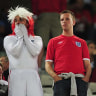 Three Lions promise much, but deliver little