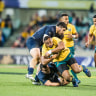 Sekope Kepu has made all the difference for the Wallabies