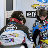 Jack Miller returns to the track and sizzles in Australian MotoGP practice
