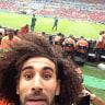 World Cup 2014: Vlogger Hugh Whizzy threatens to streak