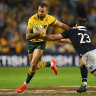 Quade Cooper is fighting the toughest opponent of all: time