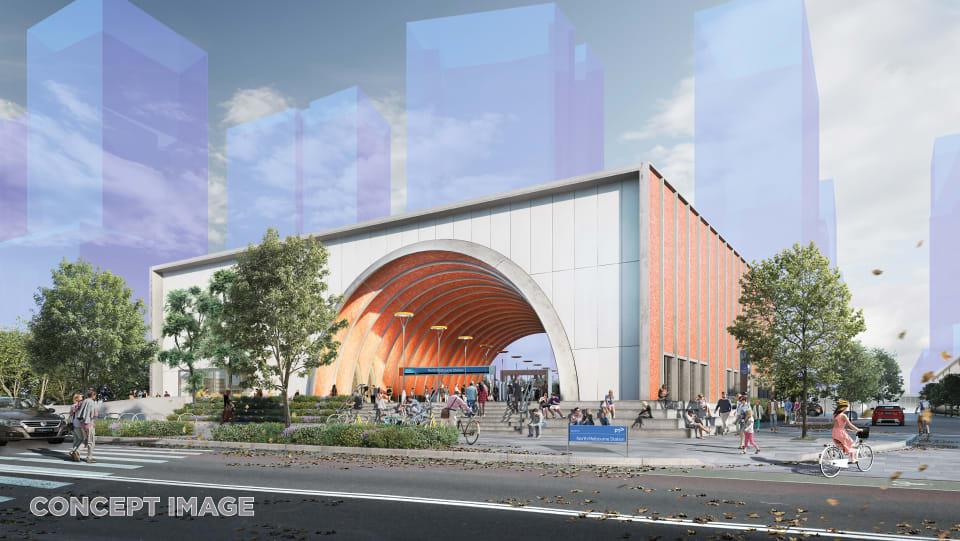 Melbourne Metro Rail project