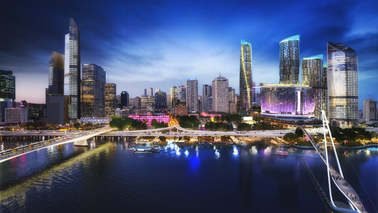 More detail about the proposed Queen's Wharf development has been revealed.