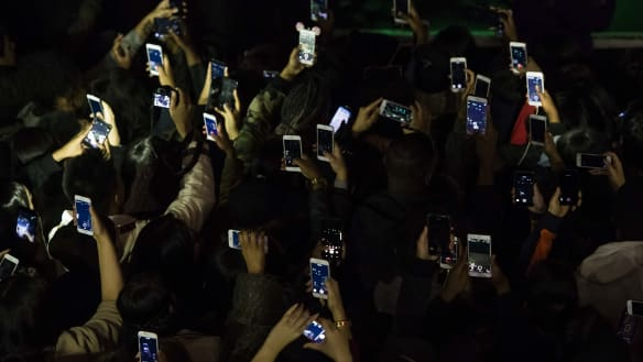 'We gotta protect what's right': Cherry Bar to ban phones at live gigs