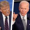'Embarrassment': Trump, Biden assess debate as rule change flagged