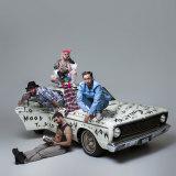 Hiatus Kaiyote's new album, Mood Valiant, is a nod to Nai Palm's Valiant-driving mother,