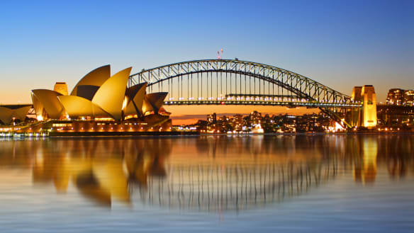 The world loves Sydney. But Australians aren't that fussed