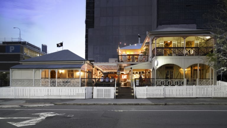 The future of the Alfred & Constance is uncertain, with an internal message saying the venue is in receivership.