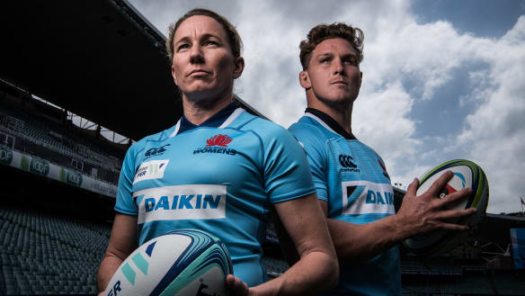 Hewson excited to play in historic first Super W home game for NSW
