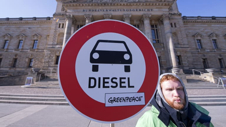 Germany has yet to resolve proposed city driving bans for over-polluting diesel cars and a planned phase-out of coal power stations.