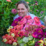 Accidental flower farmer keen to bring old favourites back to our tables