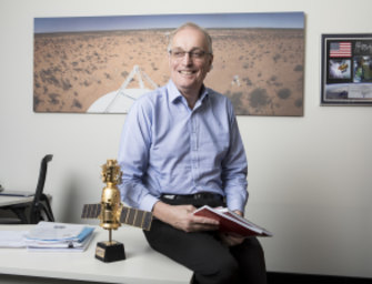Dr David Williams is the former CEO of the UK Space Agency.