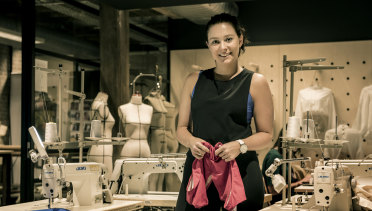 Pirra Griffiths says big swimwear manufacturers need to follow suit.