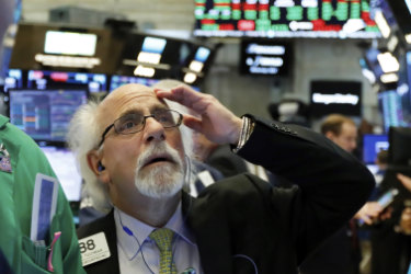 Wall Street had its worst day since early January as recession fears grow.