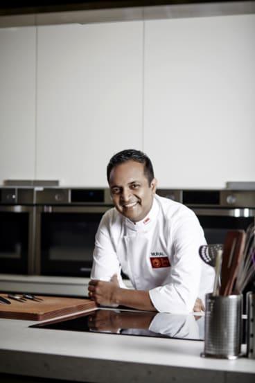 Michelin-starred chef Manjunath Mural will open a new restaurant at Brisbane Quarter.