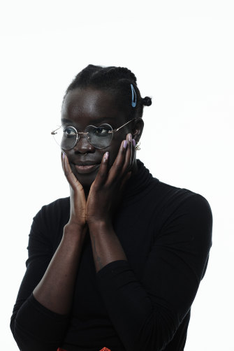 Atong Atem: her experience with COVID gave her a deeper sense of how intimately things are connected.