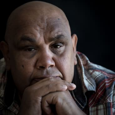 Kutcha Edwards plea for justice to tackle multi-generational problems.