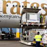 'Another point of hope': 300,000 AstraZeneca doses arrive in Australia