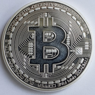 Bitcoin is used for dark web transactions.