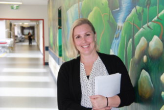 Social worker Lori Stanmore plays a vital role in the protection of children.