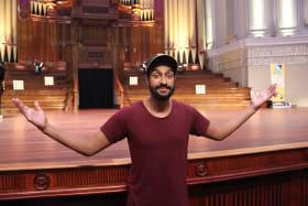 Brisbane's dating scene inspires comedy