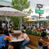 A Melbourne food truck hub is coming to Brisbane because the weather is great