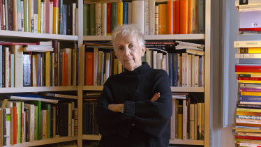 Lucetta Scaraffia, editor in chief of Women, Church, World which denounced the treatment of nuns, at home in Rome.