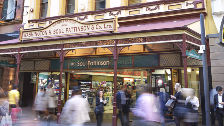 Soul Patts Pitt St Mall chemist to close after 145 years