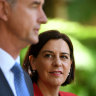 No spot for former leader Tim Nicholls in the LNP's frontbench
