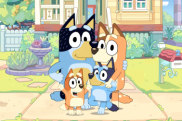 Bandit, the father in the children's show Bluey, is a refreshing departure from the doofus dad