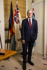 Newly installed Deputy Prime Minister Michael McCormack.
