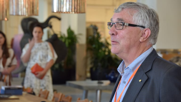Queensland government architect and chairman of Brisbane Open House Malcolm Middleton said the event was so successful because they just keep finding things.