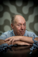 Melbourne University's Professor Colin Masters: a giant in the field of Alzheimer's research.