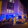 Overwhelmed France returns to lockdown as virus cases soar across Europe